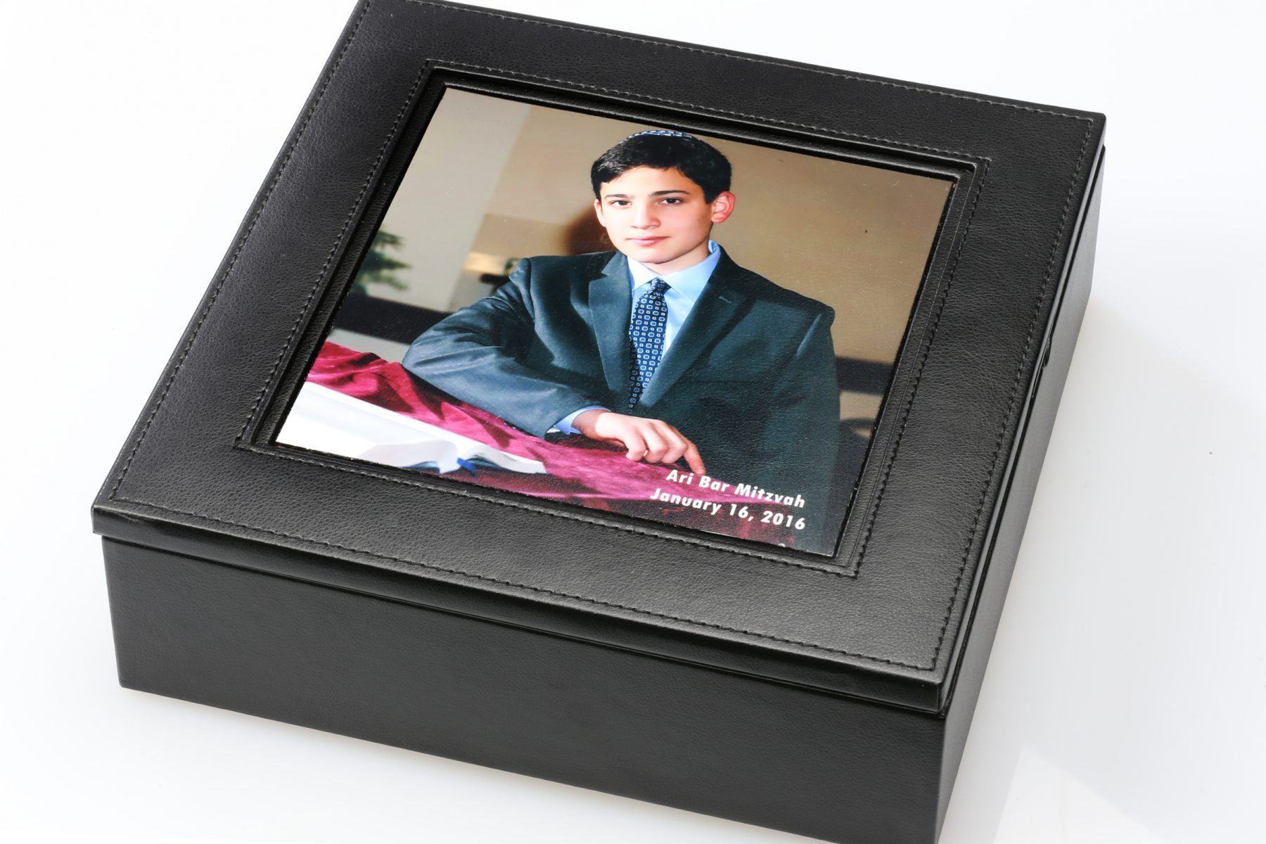 Custom Photo Album Box