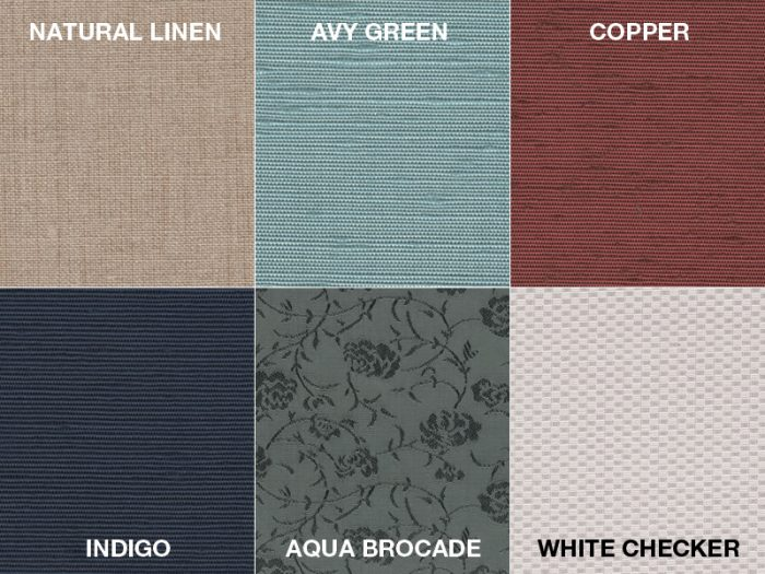 Premium Cloth Colors