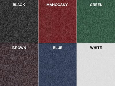 Genuine Leather Colors